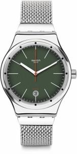 Vīriešu pulkstenis Swatch Sistem Kaki YIS407GA Vīriešu pulksteņi