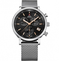 Male laikrodis Swiss Military by Chrono SM34058.03