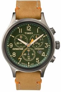 Vīriešu pulkstenis Timex Expedition Scout Chrono TW4B04400