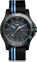 Men's watch Traser Blue Infinity Textile Mens watches