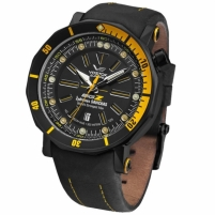 Vyriškas laikrodis Vostok Europe BIG Z Žydrūnas SAVICKAS NH35A-6204344BL
