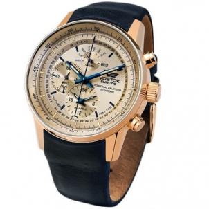 Vīriešu pulkstenis Vostok Europe Gaz-14 Limousine Perpetual Calendar YM86-565B290
