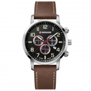 Vyriškas laikrodis WENGER ATTITUDE CHRONO 01.1543.103