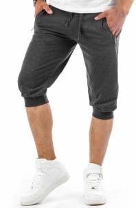 Vyriški bridžai Adli (Antracito spalvos) Mens swimming trunks/shorts