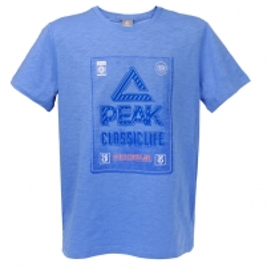 Vyriški marškinėliai PEAK blue