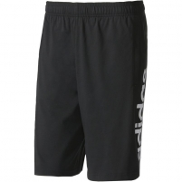 Vyriški šortai adidas Essentials Linear Single Jersey Shorts