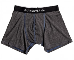 Vyriškos apatinės kelnaitės Quiksilver Boxer Boxer Edit ion Dark Charcoal Heath EQYLW03022-KYFH Mens panties