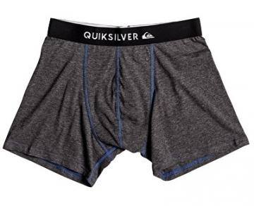 Vyriškos apatinės kelnaitės Quiksilver Boxer Boxer Edit ion Dark Charcoal Heath EQYLW03022-KYFH Vyriškos kelnaitės
