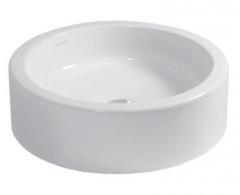 Wash bowl 46 cm Starck 1 white,cylindric, w/o ov