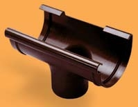 WAVIN Latako nuolaja 100/75 mm (balta) Latakų nuolajos