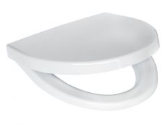 WC dangtis Cersanit, Parva, antibakteriala Tualetes skapji