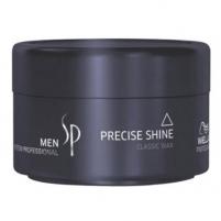 Wella SP Men Precise Shine Classic Wax Cosmetic 75ml Plaukų modeliavimo priemonės