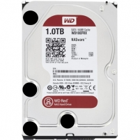 Western Digital Red WD10EFRX 1TB 3.5'' 64MB SATAIII 6 Gb/s Internal hard drives