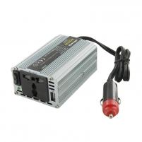 Whitenergy Inverteris AC/DC 24V (automobilis) 230V, 200W USB jungtis