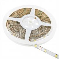 Whitenergy LED juosta 5m   120vnt/m   3528   9.6W/m   12V DC   mėlyna