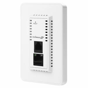 Wireless LAN įrenginys Edimax 2 x 2 AC1200 Dual-Band In-Wall PoE Access Point