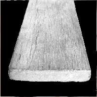 WPC (Medžio-plastiko kompozitas) apvadas juosta 45x10x2200 JUODA 002 Terases dēļi