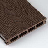 WPC (Medžio-plastiko kompozitas) lenta F140K23 140x23x5800 0,812m2 RUDA 003 Terraced boards