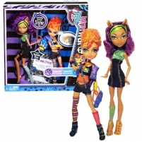 X5227 Monster High Lelles Clawdeen Wolf Howleen Wolf