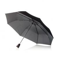 XD Desing Ekologiškas skėtis Brolly, juoda rankena Lietussargi