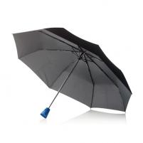 XD Desing Ekologiškas skėtis Brolly, mėlyna rankena