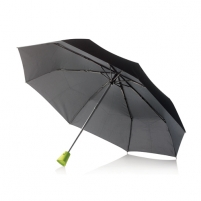 XD Desing Ekologiškas skėtis Brolly, žalia rankena Skėčiai