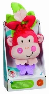 Y3624 Fisher Price muzikinė bezdžionėlė Mattel Žaislai kūdikiams