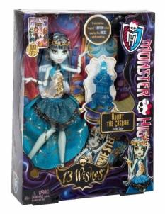 Y7702 / Y7704 Monster High 13 Wishes Frankie Stein