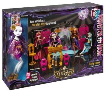 Y7720 Monster High Spectra Vondergeist Party lounge