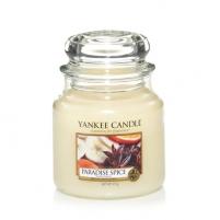 """Yankee Candle kvepianti žvakė """"Paradise Spice"""", 411 g. Kvapai namams"""