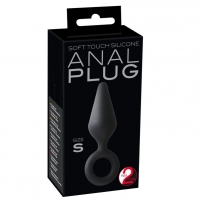 You2Toys analinis kaištis Timas Anal plugs and halyards