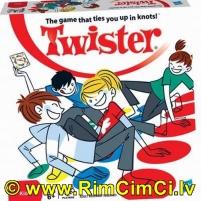 Žaidimas 98831 Hasbro 14525 Twister Stalo žaidimai vaikams