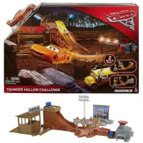 Žaidimo rinkinys DYB00 / DVT46 Disney Pixar Cars 3 Car racing tracks for kids