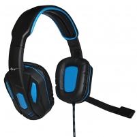 Žaidimų ausinės ART X1 su mikrofonu