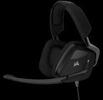 Žaidimų ausinės Corsair Void Pro Surround Dolby 7.1, Juodos (EU)
