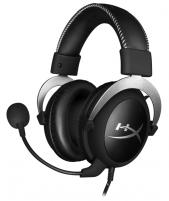 Žaidimų ausinės Kingston HyperX CloudX