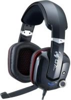 Žaidimų ausinės su mikrofonu Genius HS-G700V, Su vibracijos funkcija
