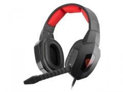 Žaidimų ausinės su mikrofonu Natec Genesis H59, 1 x Mini Jack 3.5mm