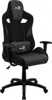 Žaidimų kėdė Aerocool COUNT ( AC-150 ) BLACK Juoda Молодой человек стул
