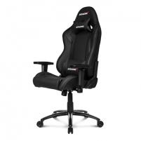 Žaidimų kėdė AKracing Octane Gaming Chair, Black Jaunuolio kėdės