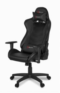 Žaidimų kėdė Arozzi Mezzo V2 Gaming Chair, Juoda Jaunuolio kėdės