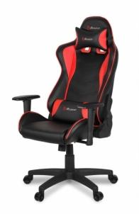 Žaidimų kėdė Arozzi Mezzo V2 Gaming Chair, Raudona Jaunuolio kėdės