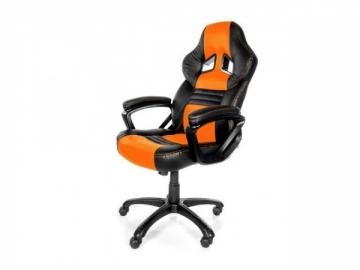 Žaidimų kėdė Arozzi Monza - oranžinė