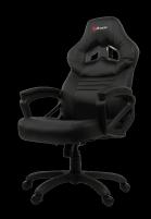 Žaidimų kėdė Arozzi Monza Gaming Chair - Black Jauniešu krēsli