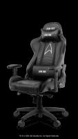 Žaidimų kėdė Arozzi Star Trek Edition, Juoda