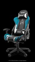 Žaidimų kėdė Arozzi Star Trek Edition, Mėlyna