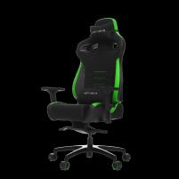 Žaidimų kėdė Vertagear Racing Series P-Line PL4500 Juoda/Žalia Jaunuolio kėdės