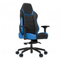 Žaidimų kėdė Vertagear Racing Series P-Line PL6000 Gaming Chair Black/Blue Edition Jaunuolio kėdės