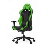Žaidimų kėdė Vertagear Racing Series S-Line SL2000 Gaming Chair Black/Green Edition Jaunuolio kėdės