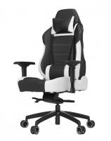 Žaidimų kėdė Žaidimų kėdė Vertagear Racing Series P-Line PL6000 Juoda/Balta Jaunuolio kėdės